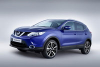 New Nissan Qashqai - Residual values soar above competitors