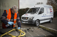 Lift off as first new Mercedes-Benz Sprinters join Stone Hardy fleet