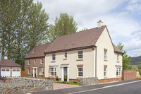 Final home available at Abergavenny development