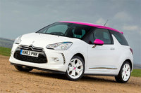 Citroen launches new DS3 Pink special editions