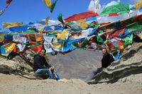 Delve into Tibet's fascinating history from the rooftop of the world