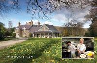 Michelin Star Valentines at Tyddyn Llan