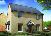 The Hedgerow at Oakham Heights provides ideal homes for first time buyers