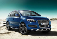 A new show of strength for Audi Q7 S Line Edition models