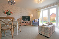 Fall in love with a new Barratt home at Norton