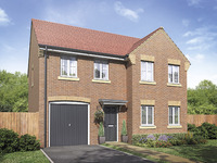 Don't miss the chance to own a new home at Sheridan Grange in Stafford