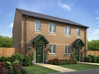 Buyers can't wait to put down roots at Treetops in Woodville, Swadlincote