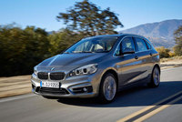 The new BMW 2 Series Active Tourer