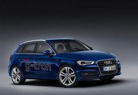 Natural gas-powered Audi A3 g-tron lands in Germany