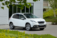 100,000th Peugeot 2008 rolls off the production line already