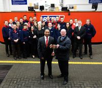 BCA Blackbushe wins UK Car Group Award