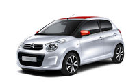 New Citroen C1: City driving, refined