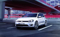 Volkswagen Golf GTE: The plug-in hybrid with GTI dynamics