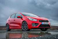 Kia cee'd GT goes on sale in the UK