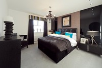 Sleep easy with a brand new Taylor Wimpey home