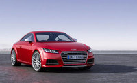 A new beginning for the Audi TT Coupe in Geneva