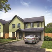 Taylor Wimpey homes selling fast at Dunstone Gardens near Plymouth