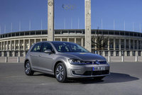 Order-books open for all-electric Volkswagen e-Golf