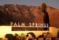 I'm a celebrity… get me to Palm Springs!