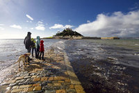 St Michael's Mount, Cornwall, reopens for summer season