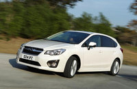 Subaru Impreza returns to the UK