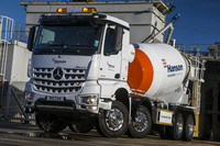 Mercedes-Benz Arocs builds on solid foundations for JR Allen