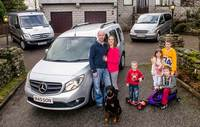 Keeping it in the family with Mercedes-Benz