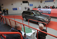 All-new Range Rover Sport debuts at BCA