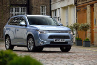 The all-new Mitsubishi Outlander PHEV launches in the UK