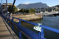 Running the scenic route in beautiful Cape Town