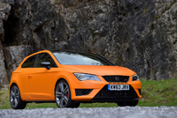 New Leon Cupra headlining Seat's 2014 company car in action line-up