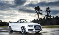 quattro grip and TDI thrift for Audi A3 Cabriolet range