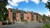 Stylish retirement apartments now selling off plan in Ormskirk