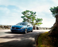 The new Volvo V60 Plug-in Hybrid R-Design