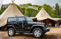 Jeep celebrates Tough Mudder sponsorship at first challenge of the season