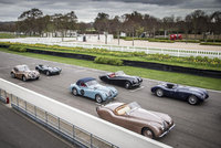 Jaguar announces a stellar line-up for 2014 Mille Miglia