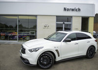 Norwich joins the Infiniti party with VIP launch