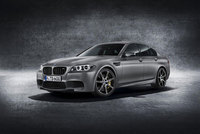 The BMW M5 30 Jahre Edition