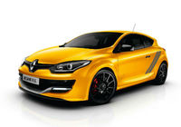 New Megane Renaultsport 275 Trophy: Powerful and exclusive