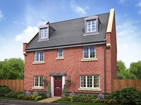 Don't miss the chance to secure a larger home at Broadland Meadow