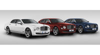 Bentley marks 95th anniversary with launch of UK-only limited edition Mulsanne