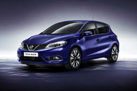 The new Nissan Pulsar