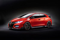Civic Type R and NSX concepts to make public debut at Festival of Speed 2014