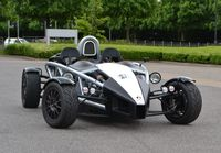 Supercharged Ariel Atom Roadster on offer at BCA