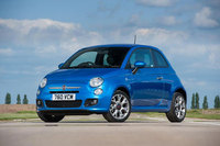 The new Fiat 500 goes on sale in the UK