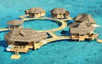 Sandals' set to break with tradition with overwater suites in Jamaica!