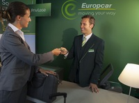 Europcar launch 'On Platform' service at Bristol Temple Meads railway station