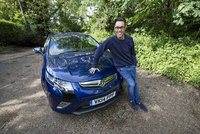 Fashion guru Gok Wan goes electric