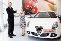 Alfa Romeo gives away new Giulietta at 1954 price