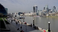 London poised for inward business expansion
